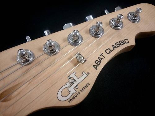 ギターのG&L