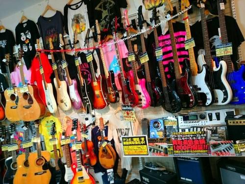 VOXのギターアンプ