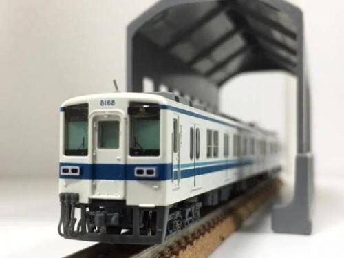 楽器・ホビー雑貨の東武鉄道8000系