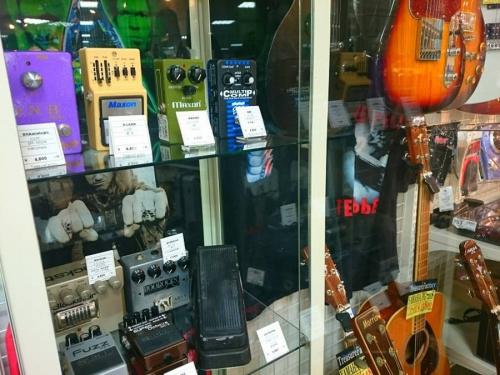 楽器・ホビー雑貨のエフェクター