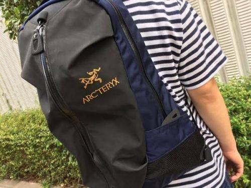 メンズファッションのバックパック