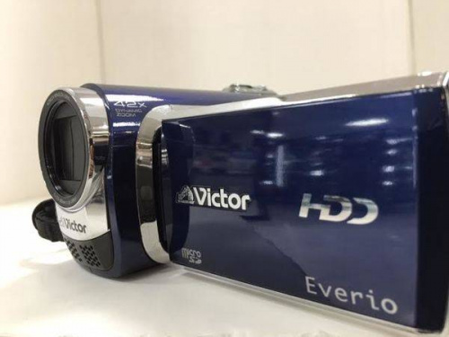 ビデオカメラのコンパクトカメラ