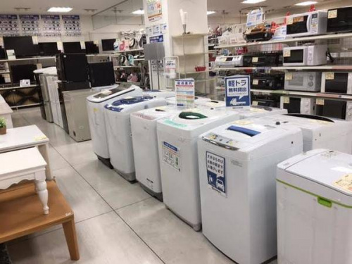 冷蔵庫 の洗濯機