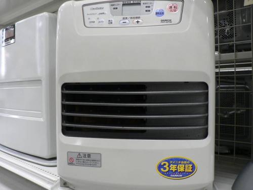 石油ファンヒーターのオイルヒーター
