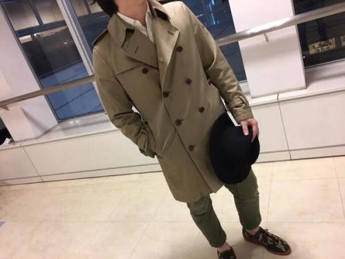 チェスターのPコート