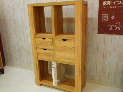 家具・インテリアのチェスターシェルフ