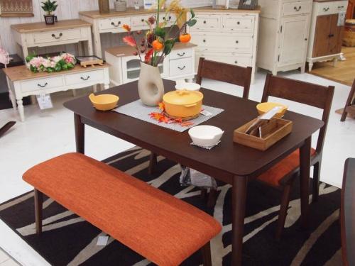 家具・インテリアのコタツダイニングテーブル