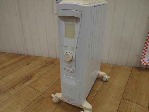 季節家電のオイルヒーター