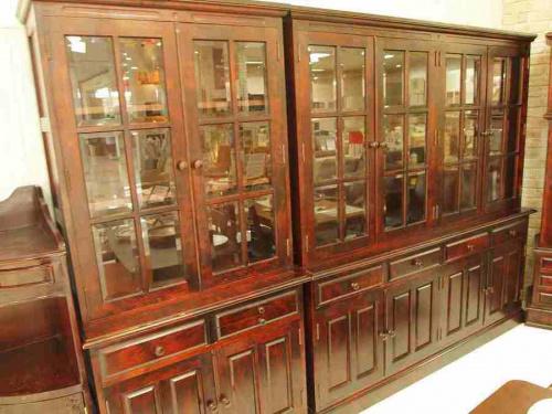 本棚のアンティーク家具