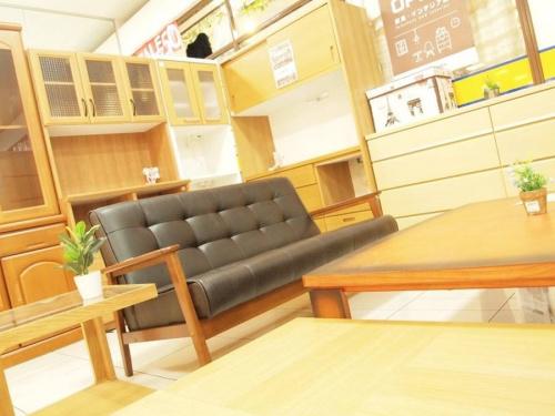 インテリアの家具