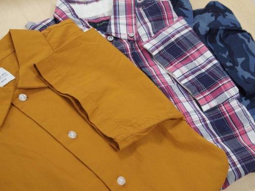 ポロシャツのChampion