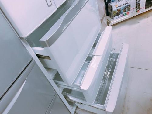 中古冷蔵庫の冷蔵庫 冷凍庫