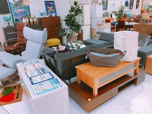 ソファーの家具 中古