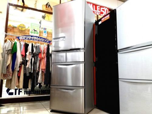 中古 家電の冷蔵庫