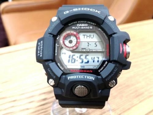 カシオ(CASIO)の南柏 腕時計
