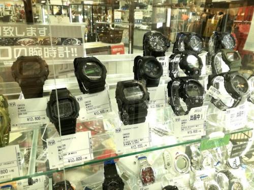SEIKOの南柏 腕時計