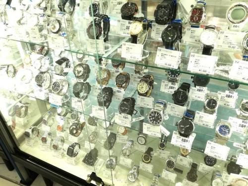 南柏 腕時計