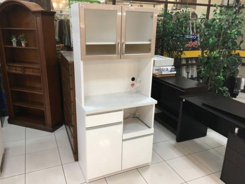 家具 未使用のレンジボード 未使用
