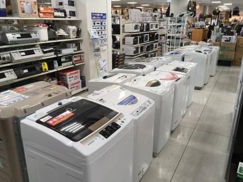 柏 洗濯機  中古のトレファク 洗濯機 中古