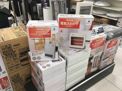 暖房器具 買取強化中の柏 暖房器具