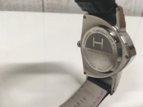 腕時計 ベンチュラのHAMILTON 柏 中古