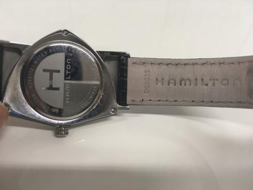 HAMILTON 柏 中古の腕時計 ベンチュラ 柏 中古