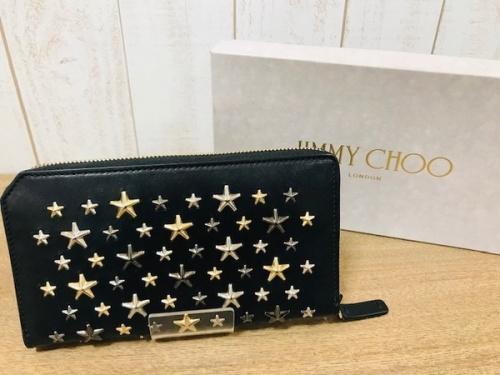 JIMMY CHOOの長財布