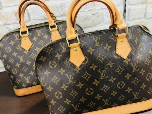 ルイ ヴィトンのハンドバッグ