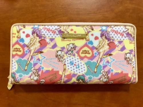 財布のコラボ長財布