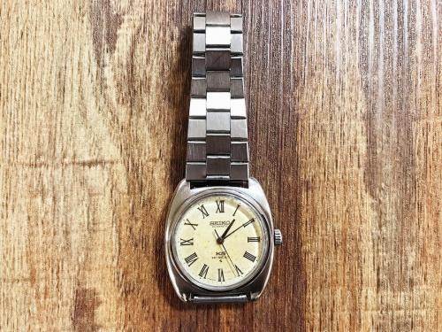 KING SEIKO 中古のメンズ 腕時計