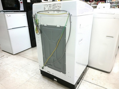 乾燥機能付き洗濯機のハイセンス