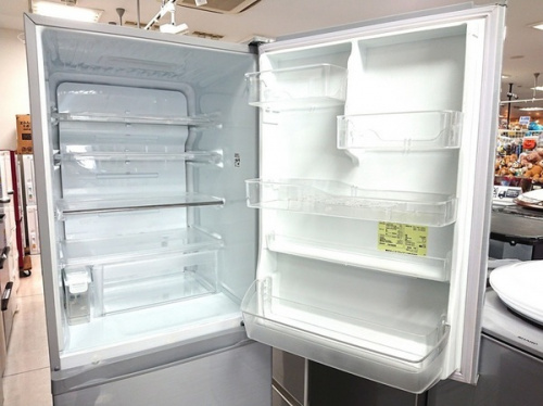 TOSHIBAの大型冷蔵庫