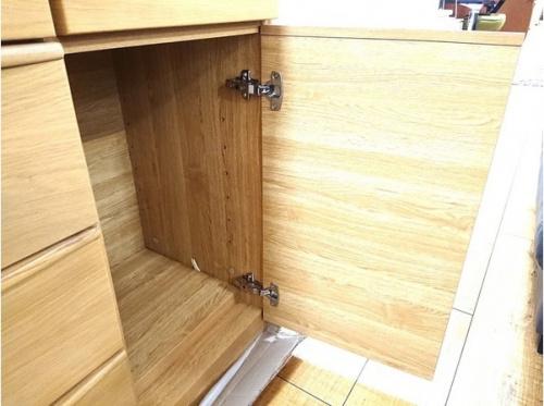 キッチンカウンターのシギヤマ家具