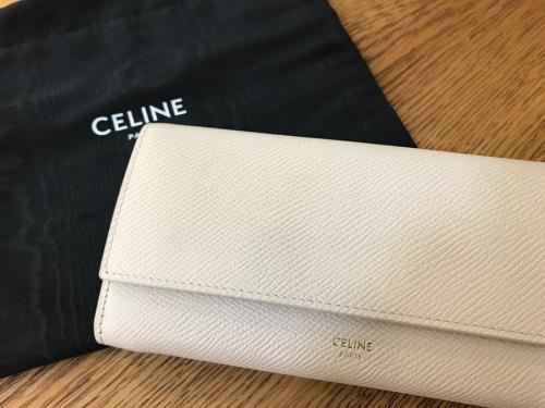 レディースファッションの長財布