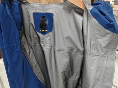 ジャケットのクライムベリージャケット