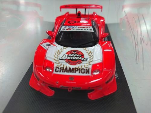 ミニカーのSUPER GT 2007