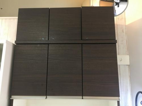 カップボード・食器棚のキッチンボード