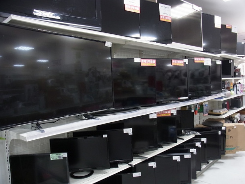 中古 トレファクの千葉 テレビ リサイクル