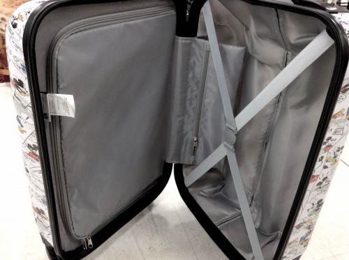 Disneyのスーツケース