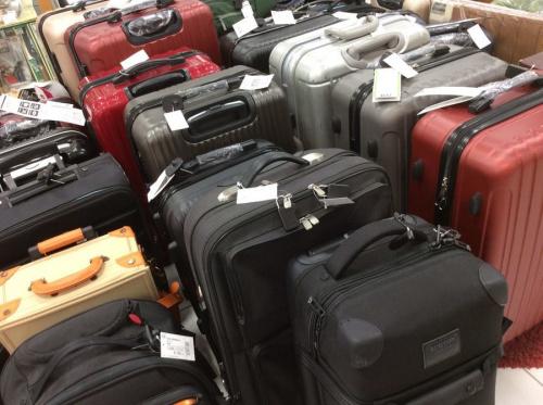 スーツケースの南柏