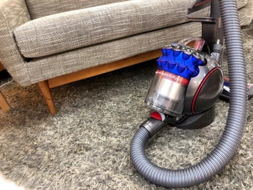 デザイン生活家電の掃除機