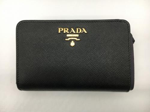 財布のPRADA