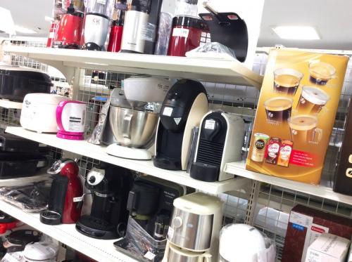 キッチン雑貨のコーヒーメカー