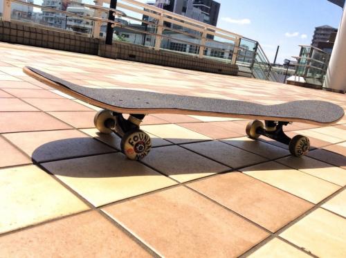 スケートボードのスケートボード