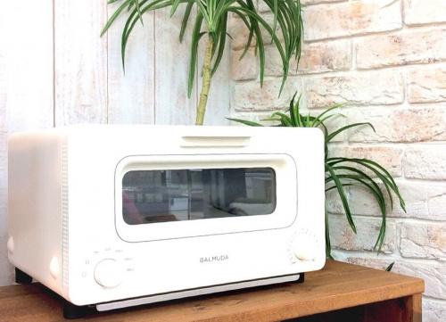 生活家電のオーブントースター