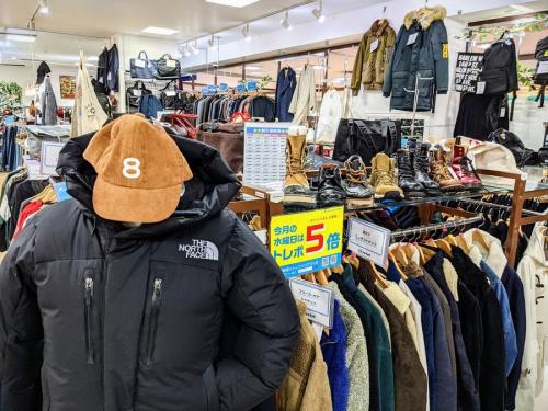 バッグの冬物買取