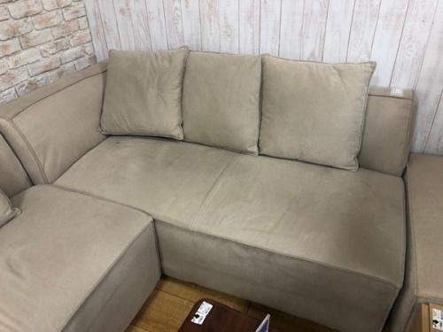 SALE 家具のコーナーソファー
