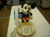 北越谷小物のミッキーマウス