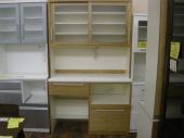 スライド扉カップボードの北越谷家具