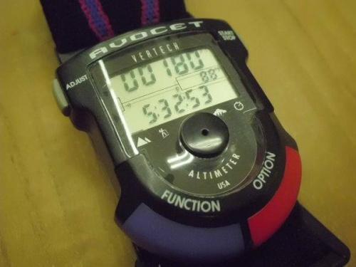 スポーツ・アウトドアの腕時計